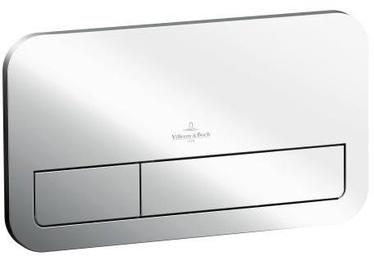 Villeroy & Boch ViConnect skalošanas taustiņš E200 253x145mm hromēts, GB92249061