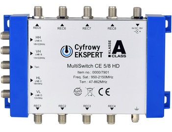 TechniSat MultiSwitch CE 5/8 HD