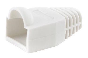 Gembird Boot Cap White x 100