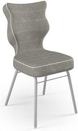Детский стул Entelo Solo Size 5 VS03 Grey, 390x390x850 мм