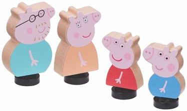 Rotaļlietu figūriņa Peppa Pig Peppa Pig Wooden Family Figure Pack