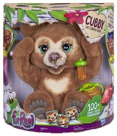 Žaislinis interaktyvus meškutis Hasbro FurReal Cubby E4591