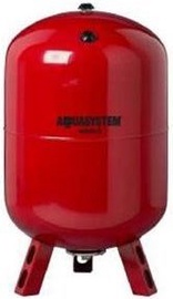 Aquasystem Expansion Vessel for Heating System Red 50L