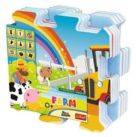 Dėlionė Trefl Floor Puzzle Fun Farm 60697