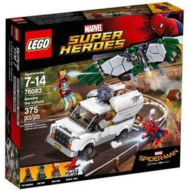 Конструктор LEGO Super Heroes Beware the Vulture 76083 76083, 375 шт.