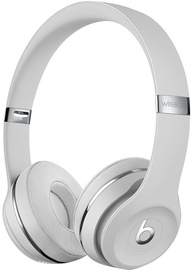 Ausinės Beats Solo 3 Wireless Satin Silver