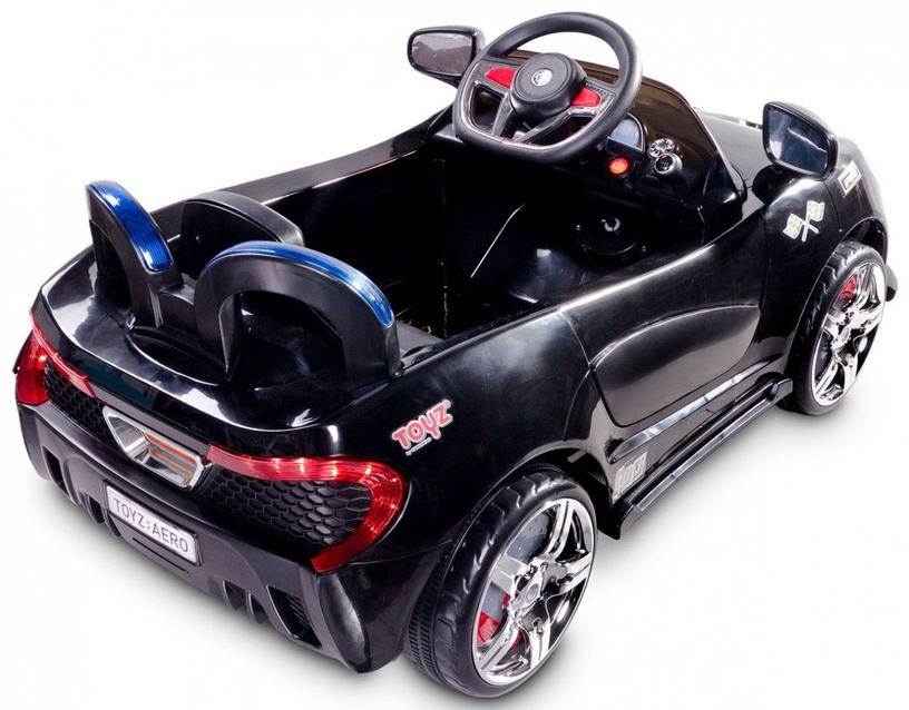 Toyz Aero Car Black