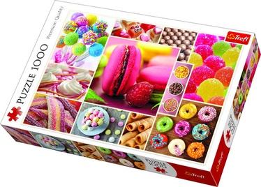 Trefl Puzzle Candy Collage 1000pcs 10469