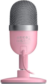 Микрофон Razer Seiren Mini, розовый