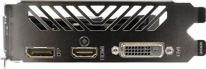Vaizdo plokštė Gigabyte GeForce GTX 1050 TI GV-N105TD5-4GD 4 GB GDDR5