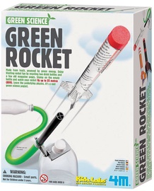 4M Green Science Green Rocket 3298