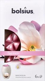 Свеча Bolsius True Scents Magnolia, 6 шт.