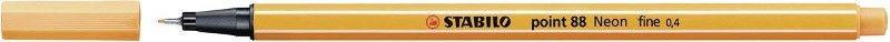 Stabilo Point 88 Fineliner 0.4mm Neon Orange 88/054