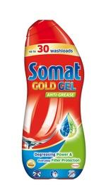 Indaplovių gelis Somat Anti Grease, 0,6 l