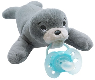 Philips Avents Ultra Soft Pacifier Snuggle Seal 0-6m SCF 348/14
