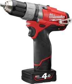 Milwaukee M12 CDD-402 C Cordless Drill/Screwdriver