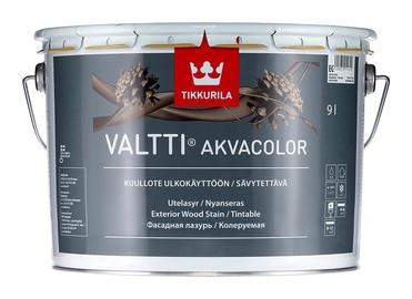 Medienos apsaugos priemonė Tikkurila Valtti Akvacolor, EP bazė, 9 l