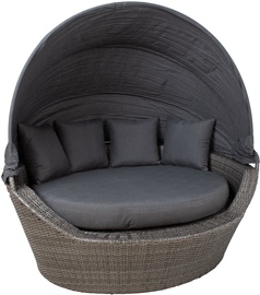 Home4you Mini Muse With Canopy Grey
