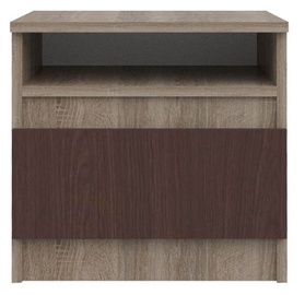 CMF Group Venera Night Stand Sonoma Oak/Wenge Magic