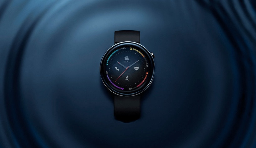 Nutikell Amazfit Nexo Ceramic Black, must