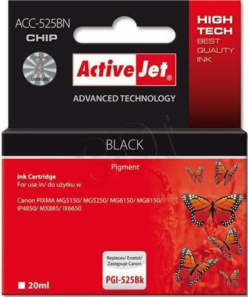 Кассета для принтера Action ActiveJet ACC-525BN Black