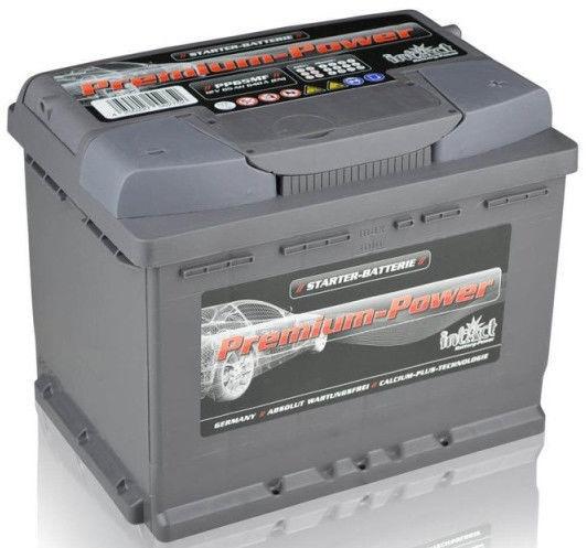 Аккумулятор IntAct Premium Power, 12 В, 65 Ач, 640 а