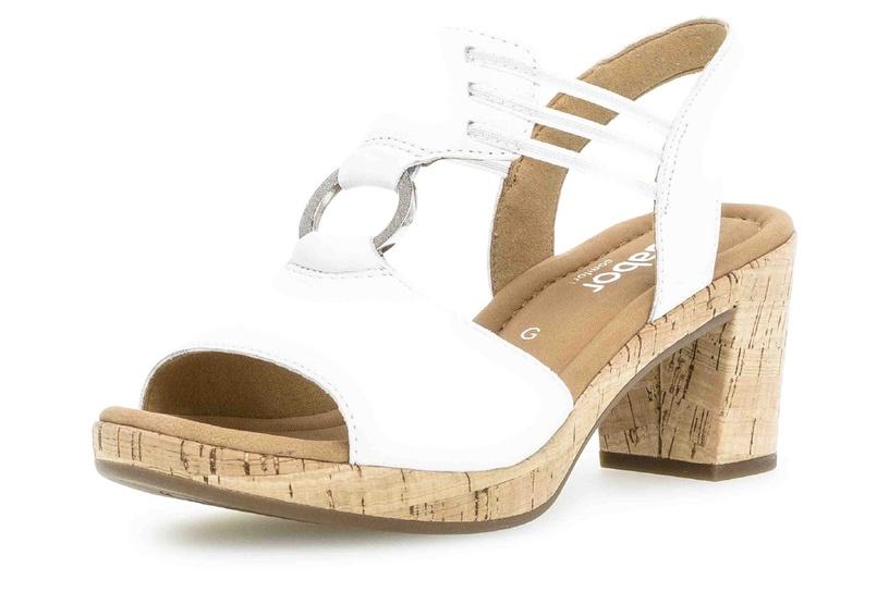 Gabor 22-775 Sandals White 37
