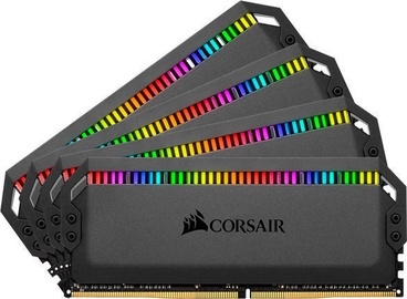 Corsair Dominator Platinum RGB 64GB 3466MHz CL16 DDR4 KIT OF 4 CMT64GX4M4C3466C16