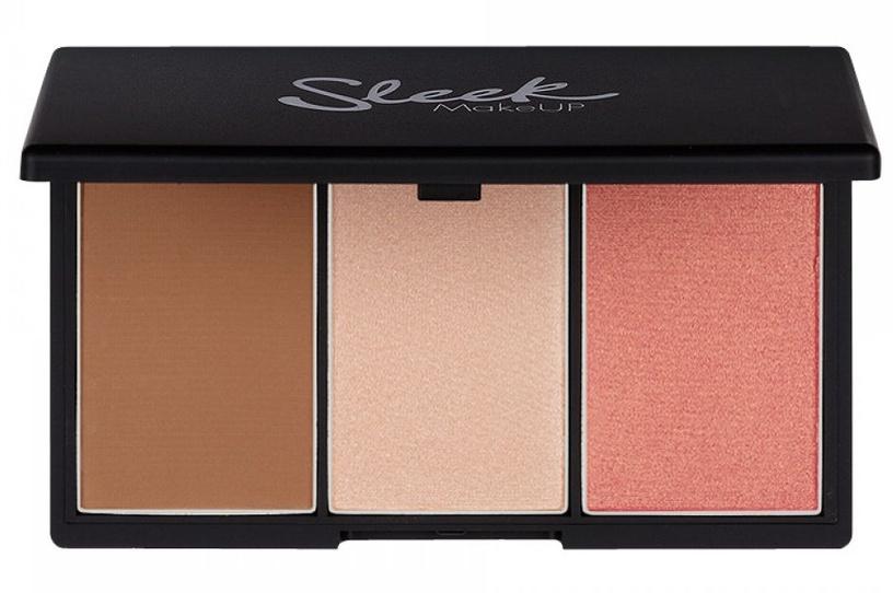 Veido kontūravimo paletė Sleek MakeUP Face Form Light, 20 g