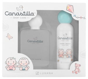 Набор для детей Luxana Canastilla 2pcs Set 250ml EDT