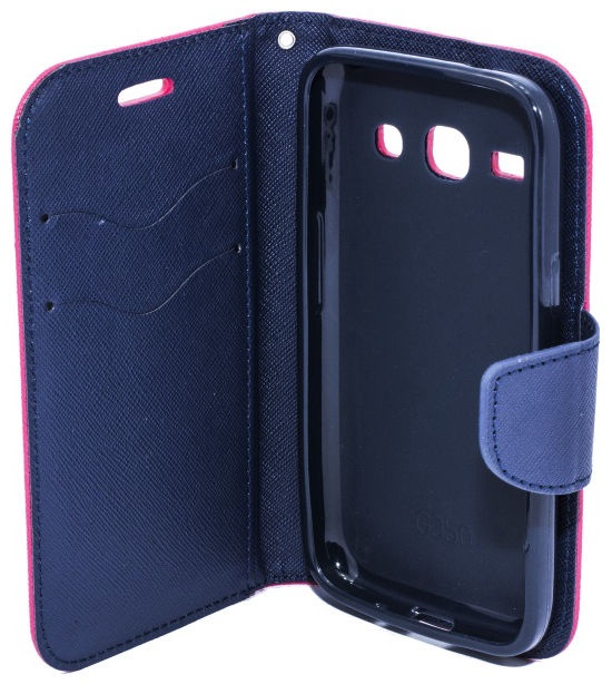 Telone Fancy Diary Bookstand Case Huawei Honor Holly Pink/Blue