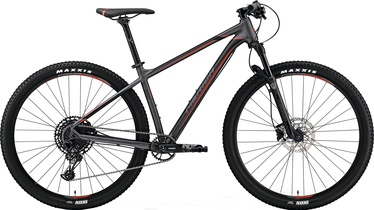 "Merida Big Nine 600 Grey/Red 20""/XL 2019"