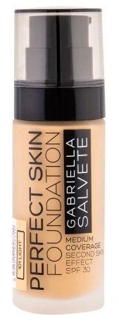 Gabriella Salvete Perfect Skin Foundation SPF30 30ml 101