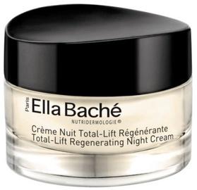 Sejas krēms Ella Bache Total-Lift Regenerating Night Cream, 50 ml