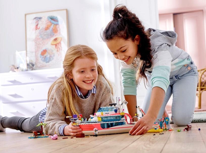Konstruktorius LEGO® Friends 41381 Gelbėjimo kateris