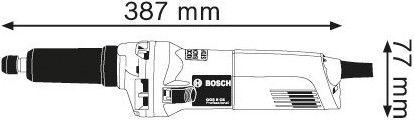 Bosch GGS 8 CE Straight Grinder