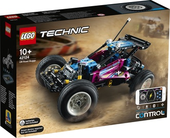 Konstruktorius LEGO Technic Off-Road Buggy 42124