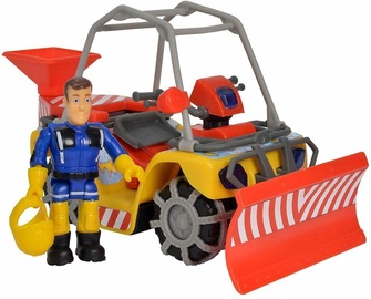 Simba Fireman Sam Winter Mercury