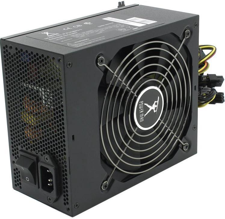 In Win PSU IP-P1K2BK3-3 ATX 1200W