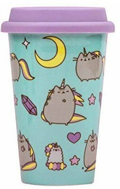 Pusheen Ceramic Travel Mug Unicorn 275ml