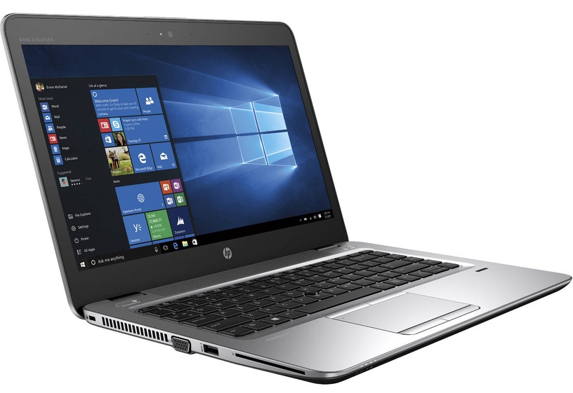 Nešiojamas kompiuteris HP EliteBook 840r G4 Silver 3ZG07EA#B1R