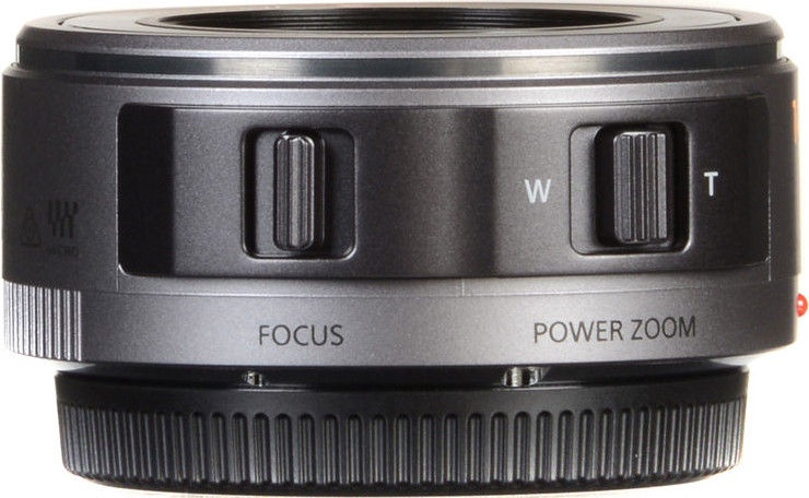Panasonic Lumix G Vario PZ 14-42mm f/3.5-5.6 ASPH./POWER O.I.S Silver