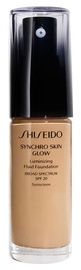 Shiseido Synchro Skin Glow Luminizing Fluid Foundation SPF20 30ml G5