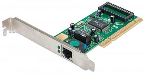 Intellinet Network Card PCI 10/100/1000 Gigabit RJ45