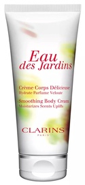 Ķermeņa losjons Clarins Eau Des Jardins Smoothing Body Cream 200ml