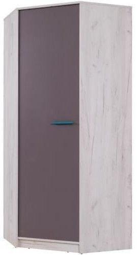 Maridex Corner Shelf Rest White/Gray