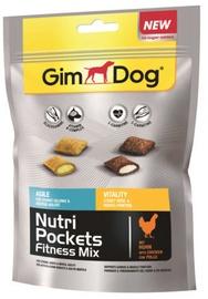 Gimborn GimDog Nutri Pockets Fitness Mix 150g