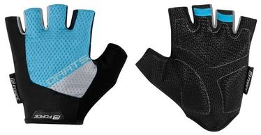 Перчатки Force Darts Short Gloves Blue/Grey XL