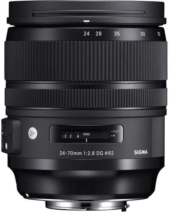 Sigma 24-70mm F2.8 DG OS HSM Art for Canon