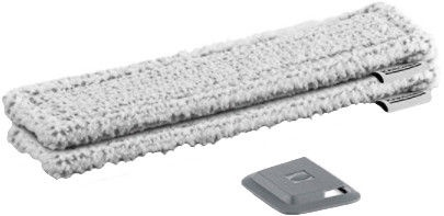 Karcher WV Microfiber Wiping Cloth Outdoor 2pcs